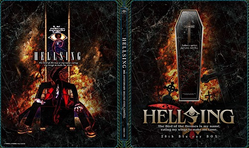 Hellsing-OVA-English-Audio-20th-Anniversary-Deluxe-Steel-Limited Weekly Anime Ranking Chart [09/19/2018]