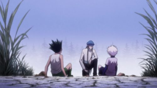 Hunter-X-Hunter-Gon-crunchyroll-Wallpaper Shounen Friendship: Gon Freecs from Hunter x Hunter