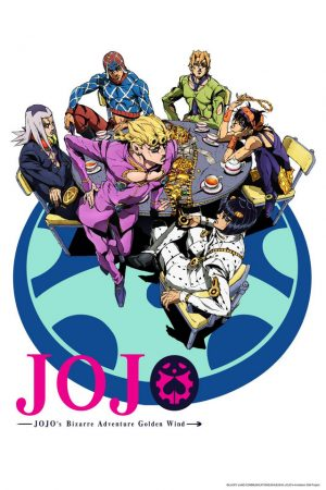 JoJos-Bizarre-Adventure-Golden-Wind-Wallpaper-500x500 5 Best Soundtrack Songs in the JoJo no Kimyou na Bouken (JoJo's Bizarre Adventure) Anime