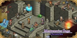 Mercenaries Saga Chronicles - Nintendo Switch Review