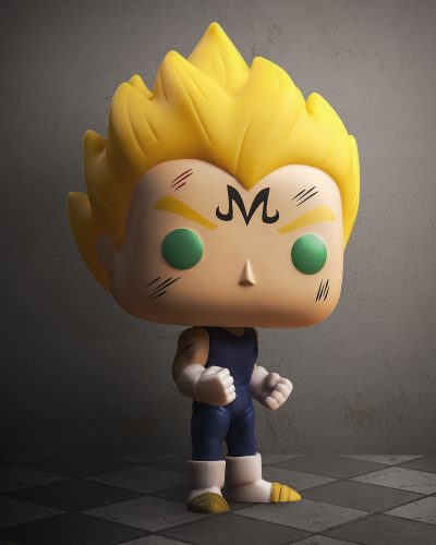 Sabat-with-Majin-Vegeta-Pop-560x700 This Funko Pop! is Over 9000! WHAT?! 9000?! Christopher Sabat Unveils Over9000.com Exclusive Majin Vegeta Funko Pop!