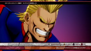 Become the Next Hero! My Hero Academia: One's Justice Character Breakdown: All Might