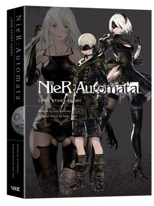 Popular Title NIER:AUTOMATA Now Officially a Novel! NIER:AUTOMATA: LONG STORY SHORT