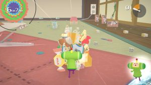 Katamari Damacy REROLL Announced for Nintendo Switch and STEAM