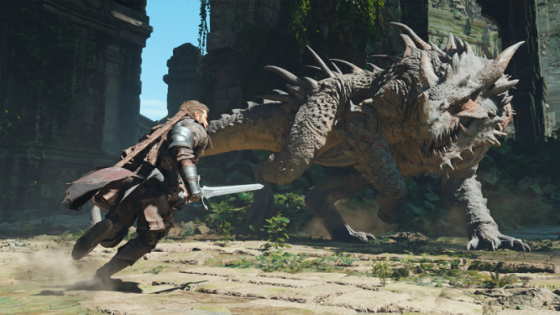 Project-Awakening-Screenshot-1-560x215 Cygames Reveals New Action RPG, Project Awakening! Teaser Trailer Unveiled