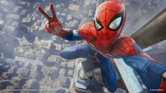 Spider-Man-game-300x376 Spider-Man - PlayStation 4 Review