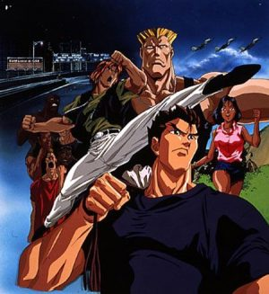 Anime Rewind: Street Fighter II V