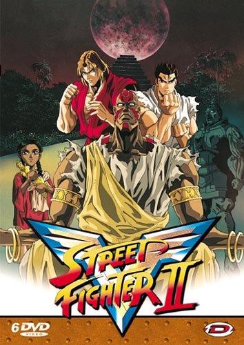 Street-Fighter-II-V-Wallpaper Anime Rewind: Street Fighter II V