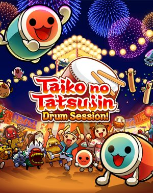 Taiko no Tatsujin: Drum 'n' Fun! for Nintendo Switch & Taiko no Tatsujin: Drum Session! for PlayStation 4 Available in the Americas