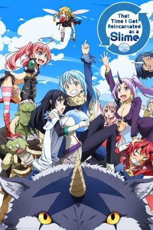 Tensei Shitara Slime Datta Ken (That Time I Got Reincarnated as a Slime) 2nd Season Confirmed for 2020!