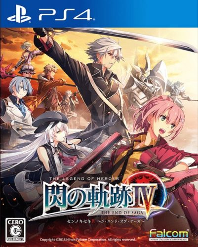 The-Legend-of-Heroes-Trails-of-Cold-Steel-IV-THE-END-OF-SAGA--401x500 Weekly Game Ranking Chart [09/27/2018]