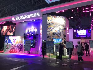 Tokyo Game Show 2018 Business Day: KLabGames Booth Report