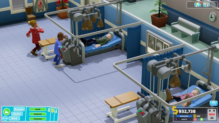 Two-Point-Hospital-Screenshot_0-700x394 Two Point Hospital - PC/Steam Review
