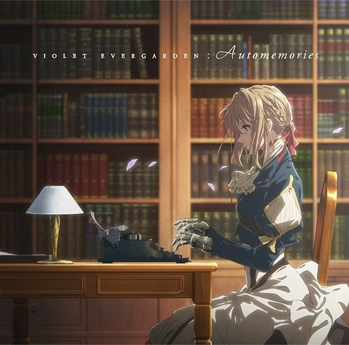 Violet-Evergarden-Wallpaper-500x495 Top 10 Anime for Writers  [Best Recommendations]
