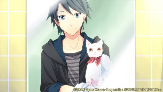 kittylove_keyvisial_181025-560x379 Kitty Love - Way to Look for Love, ¡noviembre trae un nuevo juego otome para Switch!
