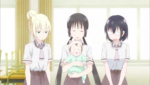 Asobi Asobase (Asobi Asobase: Workshop Of Fun) Review - Hyperintense Girlish Pastimes