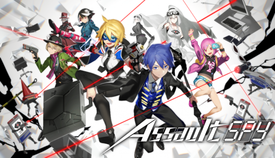 Assault-Spy-logo-560x321 Assault Spy is Fully Available TODAY! Get the Complete Game now!