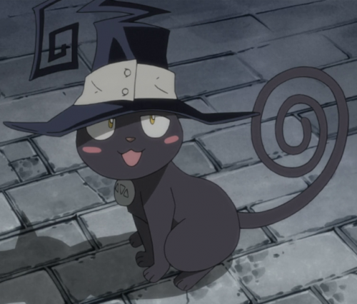 sakomoto-Nichijou-Wallpaper The 5 Best Black Cats in Anime