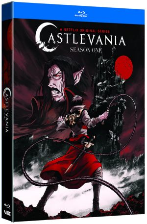 VIZ Media Details CASTLEVANIA & New Manga Acquisitions At New York Comic Con
