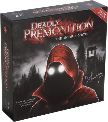 Deadly-Premonition-game-440x500 Top 10 Serial Killers in Games [Best Recommendations]