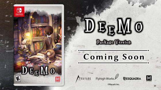 Deemo-logo-560x315 Deemo brings the music to Nintendo Switch on January 29, 2019!