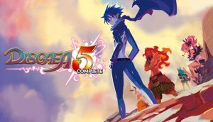 Disgaea 5 Complete Available on Steam October 22!