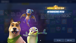 Inside the Fortnite Season 6 Battle Pass