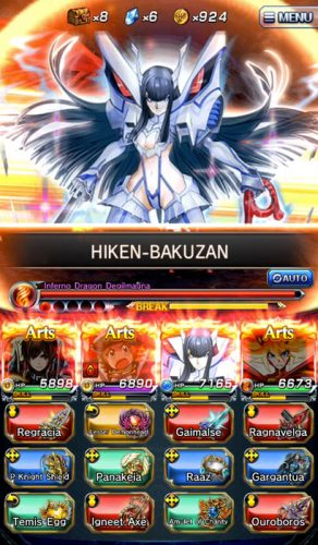 GS-2-Grand-Summoners-Kill-la-Kill-Crossover-capture-292x500 Grand Summoners KILL la KILL Crossover - Android Review