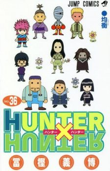 HUNTER-X-HUNTER-36-315x500 Weekly Manga Ranking Chart [10/12/2018]