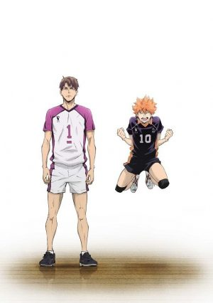 "Haikyuu!! Movie 4: Concept no Tatakai Review - ""Some volleyball related pun, I don't know"""