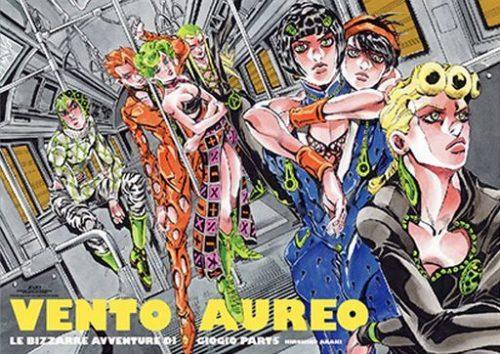 JoJos-Bizarre-Adventure-Golden-Wind-Wallpaper-1 5 Best JoJo's Bizarre Adventure Manga Memes