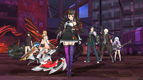 Lily-Soulworker-560x315 Anime Action-MMO SoulWorker Unlocks the Fury of Mad Gothic Heiress Lily Bloommerchen