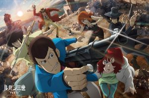 Lupin III: Part 5 Review - The Gentleman Thief Returns