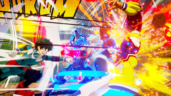 My-Hero-Academia-Ones-Justice-MY_HERO_OJ_Logo_1528705440-500x500 My Hero One's Justice  - PlayStation 4 Review