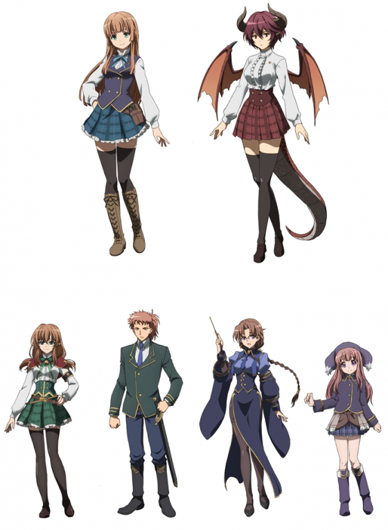 Manaria-Friends-JPMysteria-Friends-560x765 BIG ANIME NEWS! Mysteria Friends anime coming January 2019 from Cygames!
