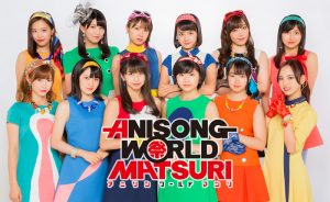 [Honey's Anime Interview] Morning Musume。'18 for Anisong World Matsuri