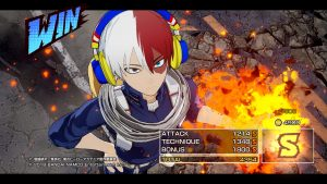 Become the Next Hero! My Hero Academia: One's Justice Character Breakdown: Shoto Todoroki