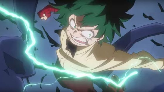"FunFilms_MHAtheMovie_About_Phase-2_CharModules_AllMight-560x315 ""My Hero Academia: Two Heroes"" Finishes Run with Superhero-sized $5.7M Box Office and Top Ten Ranking"