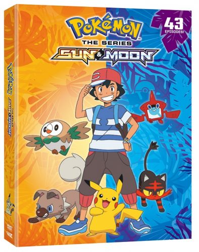 Pokemon-SunAndMoon-CompleteDVD-3D-394x500 VIZ Media anuncia la llegada de Pokémon The Series: Sun & Moon Complete Collection
