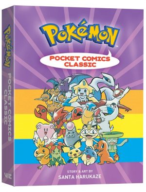 VIZ Media Delivers Once Again with Brand New POKÉMON POCKET COMICS: CLASSIC!