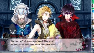 "Mystery Adventure Otome Game  ""Psychedelica of the Black Butterfly"", to be released on STEAM"
