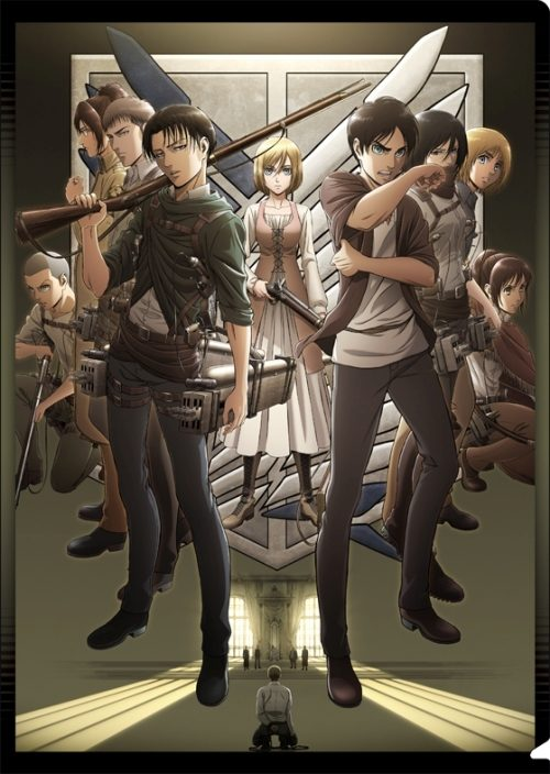 5 Surprising Scenes In Shingeki No Kyojin Season 3 Best Moments