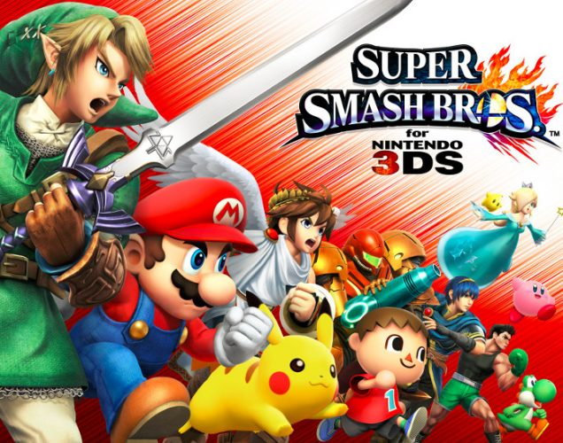 Super-Smash-Brothers-game-Wallpaper-1-636x500 [Editorial Tuesday] History of Super Smash Brothers