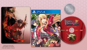 Legend of Heroes: Trails of Cold Steel and The Legend of Heroes: Trails of Cold Steel II Come West to PlayStation 4 in Early 2019