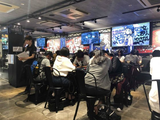 The-World-Ends-with-You-cafe-Bar-700x525 [Anime Culture Monday] Honey's Anime Hot Spot – The World Ends with You Café at Square Enix Café Akihabara