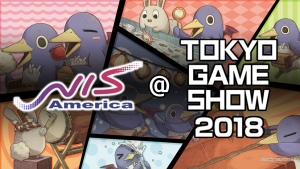 Tokyo Game Show 2018 Honey's Anime Exclusive Interview – Sohei Niikawa, President, Executive Producer, Scenario Writer (Nippon Ichi Software)