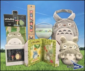 MY NEIGHBOR TOTORO Anniversary Plush At Barnes & Noble Arrives From Bluefin