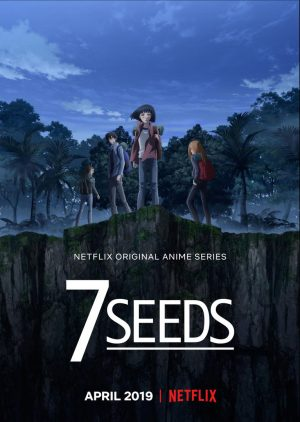 7SEEDS Gets Anime Adaptation for Spring 2019!