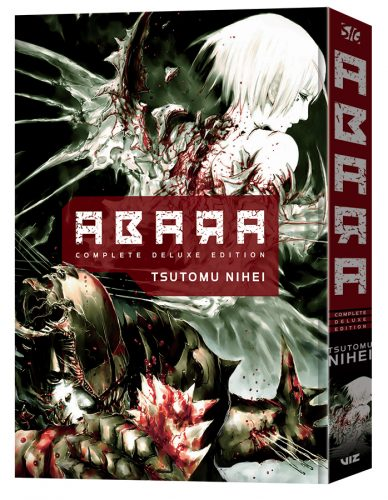 Abara-CompleteDeluxeEdition-3D-388x500 VIZ Media Debuts Sc-Fi Horror Manga - ABARA: COMPLETE DELUXE EDITION