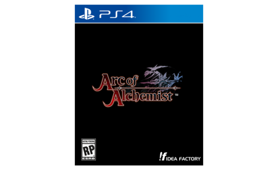 Arc-of-Alchemist-logo-560x345 Idea Factory's Upcoming Tactical Action RPG, Arc of Alchemist, will be Available in NA and EU in Summer 2019!